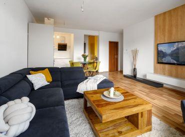 3 izbový byt v Rovinke - NOVOSTAVBA
