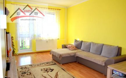 REZERVOVANÝ!!! DMPD real Vám ponúka na predaj 2-izbový byt na sídlisku Mládež.