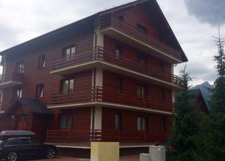 Pekný byt s unikátnym výhľadom, Tatranská Lomnica, prenájom