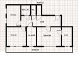 4 izb. byt, MILETIČOVA ul., 100 m2 + 13 m2 balkón!