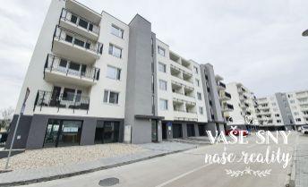 Prenájom 2i bytu s garážou v novostavbe komplexu Rodinné byty Zlatovská