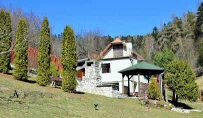 Chata s veľkým pozemkom (2413m2), Levoča