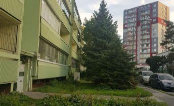 Plnohodnotný 1 izbový byt s loggiou v Rači na Novohorskej ulici, predaj