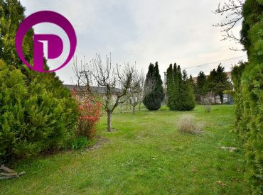 PREDANÉ - : Pozemok, 677 m2 – BA – Podunajské Biskupice: IS na pozemku, ideálne aj pre sídlo firmy či SPOJENIE BÝVANIA S PODNIKANÍM, pokojná lokalita