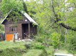 Záhradná chatka so záhradou Čachovo - nad Mostárňou