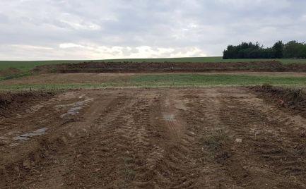 Pozemok na výstavbu domov
