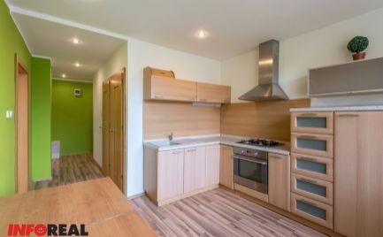 RESERVÉ !!! TOP: 2 izb. byt, KE – SEVER, 3p., 71 m2, TEHLA, okamžite voľný