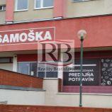 Obchodný priestor v Petržalke na prenájom