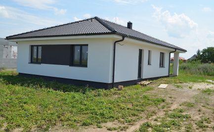 4 izbový RD, pekné miesto, úžitková plocha 112 m2,  pozemok 616 m2, Sládkovičovo, 10 min. od vlakovej stanice