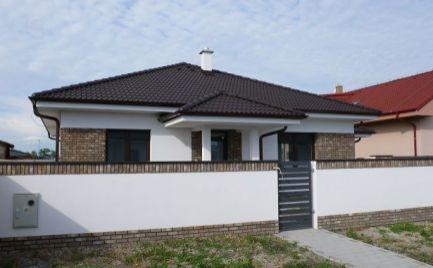 MIMORIADNA AKCIA DO KONCA DECEMBRA - ZNÍŽENÁ CENA! Novostavba, 4 - izbový rodinný dom na predaj v obci Lehnice