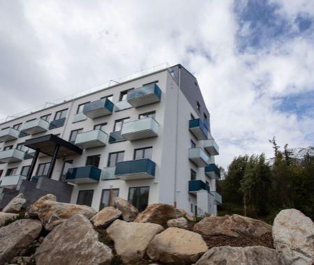 2 izbový nadštandardný apartmán BERNARD Starý Smokovec/ Nový Smokovec - investícia