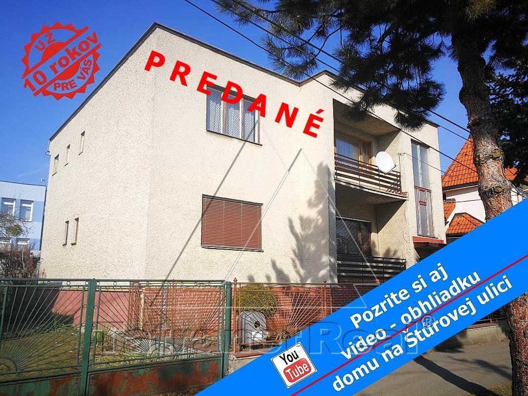 Rodinný dom-Predaj-Humenné-120000.00 €