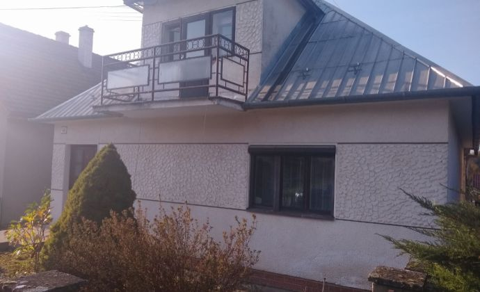 Na prenájom zariadený RD v obci Moravské Lieskové.