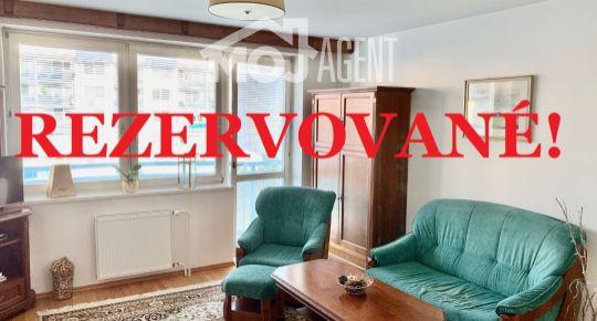 REZERVOVANÉ!! Na predaj zariadený 2izb. byt, NOVOSTAVBA, UL. Bebravská, Podunajské Biskupice