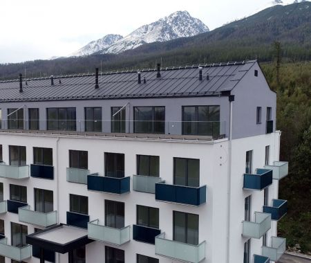 2 izbový nadštandardný apartmán BERNARD Starý Smokovec/ Nový Smokovec
