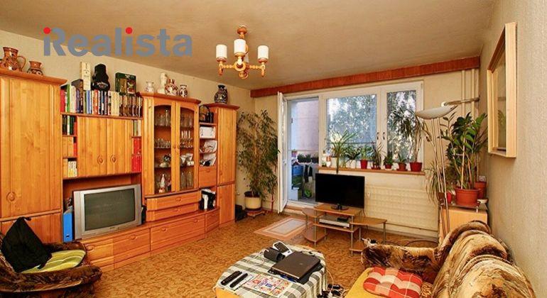 4 izbový byt na rekonštrukciu - Ružinov / Líščie Nivy