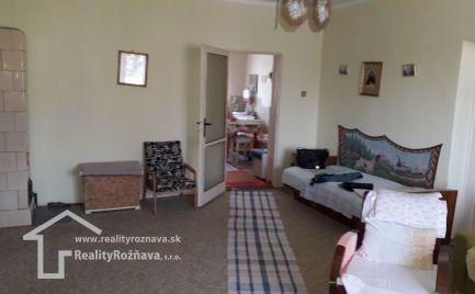 3 - izbový byt na Rožňavskej bani