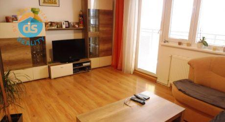 Na predaj 2 izbový byt s lodžiou, 45 m2, Trenčianske Stankovce