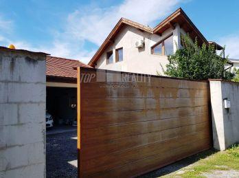 NOVOSTAVBA - 6-i dom,260 m2 – DVOJGARÁŽ, zastrešená terasa, POZEMOK 700 m2