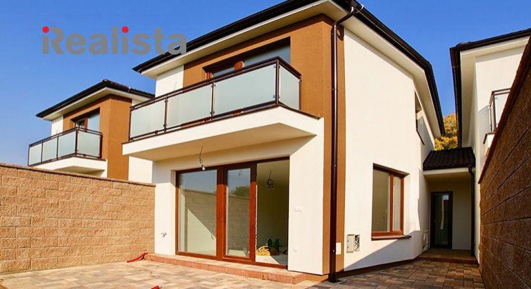 4-izbový rodinný dom v radovej zástavbe s garážou- Šamorín