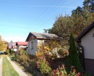 Na predaj murovaná záhradná chatka so záhradou 293 m2 Prievidza 79094