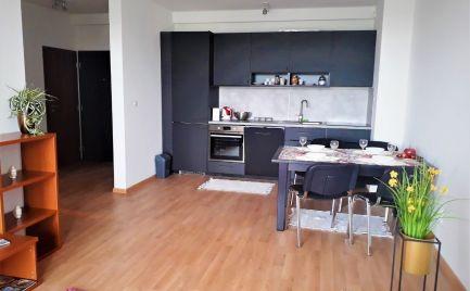 VOĽNÝ 2 izb byt s garážovým státim a nádherným výhľadom - NOVOSTAVBA,PeržalkaCityII.