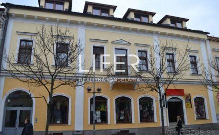 Polyfunkčná budova v centra mesta Žilina