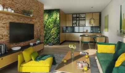 Na predaj 2i byt s balkónom v novostavbe OMNIA Ružinov