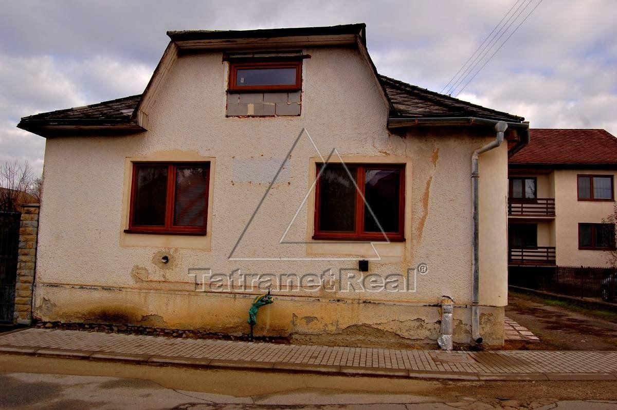 Rodinný dom-Predaj-Snina-38000.00 €
