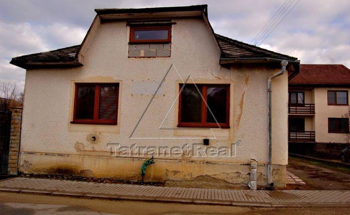 Dom na podnikanie i bývanie