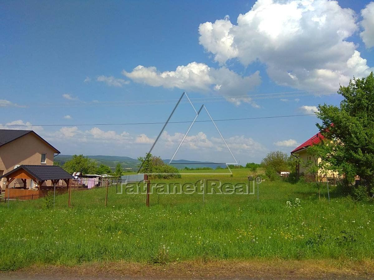Pozemok pre RD-Predaj-Humenné-52000.00 €