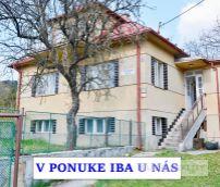 ZNÍŽENÁ CENA: Rodinný dom s veľkým pozemkom, 2.191 m2