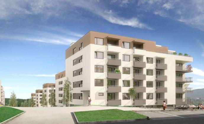 OS Za Liptovskou, Bytový dom č.2, 4-izbový byt č. 3 v štandardnom prevedení za 132.000 €