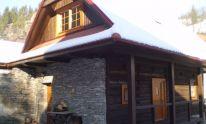 Útulná chalupa v obci Pucov, okr. Dolný Kubín