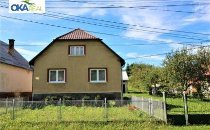 EXKLUZÍVNE!!! Na predaj rodinný dom v Oravskom Podzámku v časti Dolná Lehota