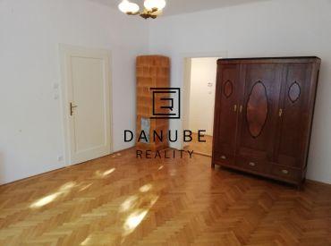 Prenájom veľký, slnečný 2-izbový byt v Bratislave-Starom meste, Grösslingova ul.