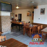 Reštaurácia, Banská Bystrica, 147 m², Pôvodný stav