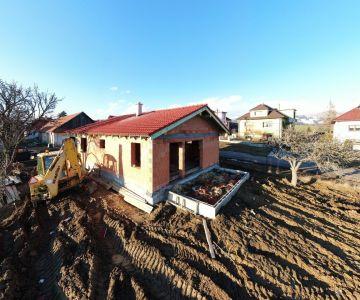 Novostavba rodinného domu na predaj, Veterná Poruba - Liptovský Mikuláš