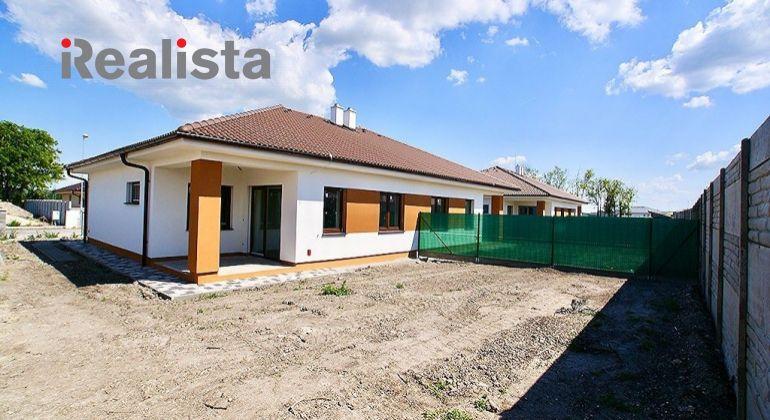 3-izbový rodinný dom pred kolaudáciou - Dunajská Streda
