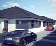 DIAMOND HOME s.r.o. Vám ponúka na predaj  4izbové rodinné domy /dvojdomy/neďaleko od Dunajskej Stredy v obci Vieska!