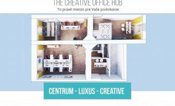 Nové kancelárske priestory na prenájom, centrum mesta Liptovský Mikuláš