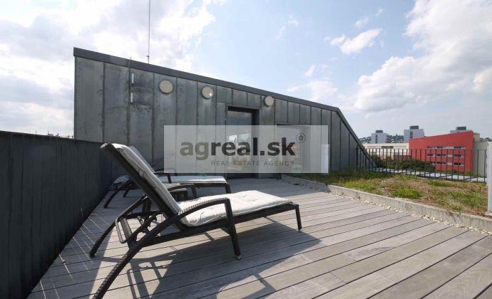 Luxusný mezonetový byt v novostavbe Dunajská ulica