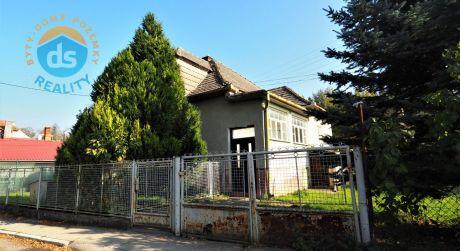 Na predaj rodinný dom 2+1, záhrada, 930 m2, Trenčianska Teplá - Dobrá