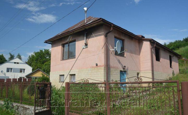 V Baškovciach na predaj hrubá stavba rodinného domu s garážou