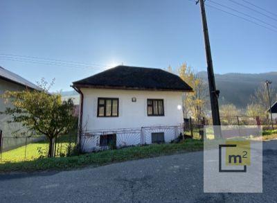 Dom v obci Liptovské Revúce
