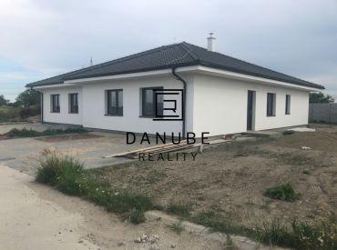 Predaj novostavby-rodinný dom v dvojdome v Moste pri Bratislave, časť Studené
