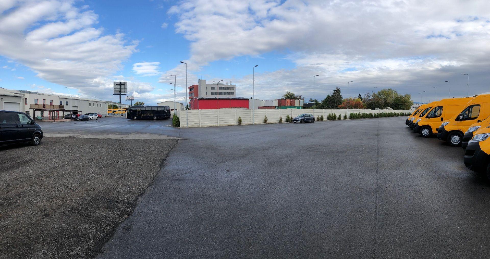 Priemyselný objekt-Predaj-Bratislava - mestská časť Ružinov-0.00 €