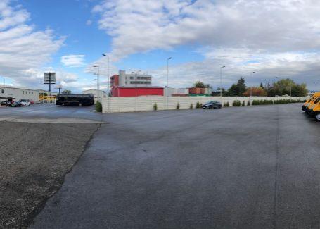 Administratívny - skladový areál, Bratislava - Ružinov