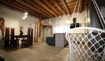 Dvojgeneračný rodinný dom s možnosťou podnikania v Rajke