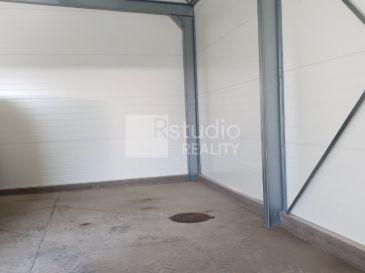 DLHODOBÝ PRENÁJOM - 130 m2 novopostavený sklad / Zavarská Trnava